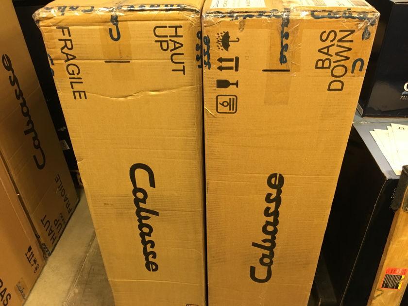 Cabasse Jersey  Black Gloss Floorstanding 2-Way