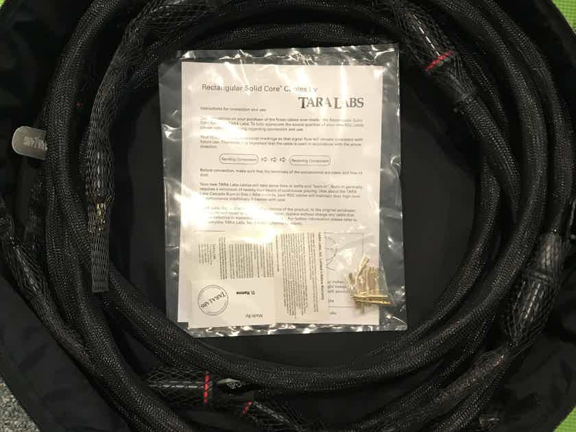Tara Labs The 0.8 Speaker Cables