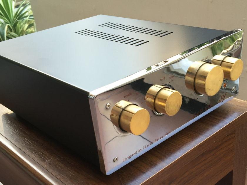 Ear Yoshino Ltd. 834L Deluxe Chrome Edition