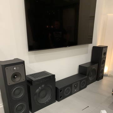 B&W (Bowers & Wilkins) CT-SW15