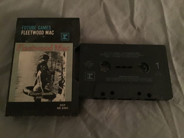 Fleetwood Mac Pre Recorded Cassette