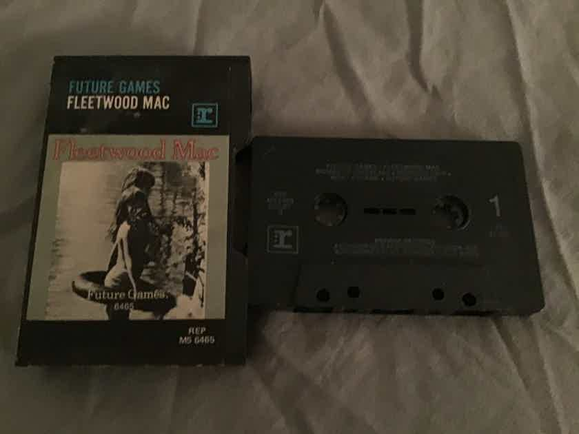 Fleetwood Mac Pre Recorded Cassette  Future Games