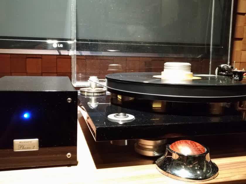 Bluenote Bellavista Villa + Bluenote Phono Mk 2 (MM/MC) + Audio-technica AT5V