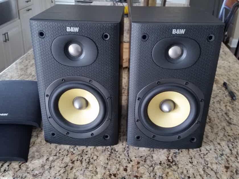 B W DM-600 s3