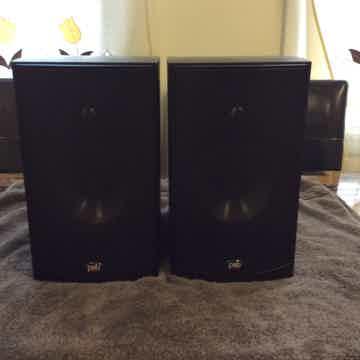 PSB Alpha B1 Black pair Alpha B-1 Speakers