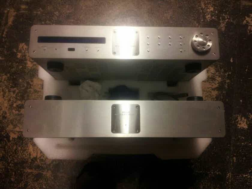Krell EVO 202 2 chassis preamp with CAST