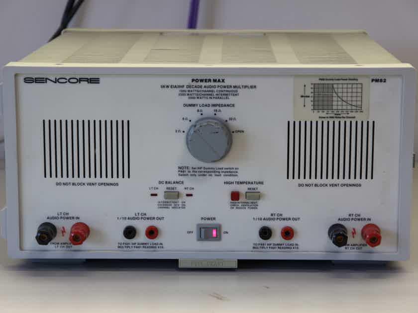 Sencore  PM82 Power Max Decade Unit for PA81 Analyzer