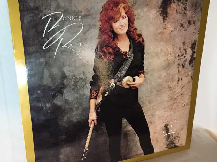 Bonnie Raitt Nick of Time DCC LPZ 2025, RE, RM. LTD Ed, 180g Virgin Vinyl... $50