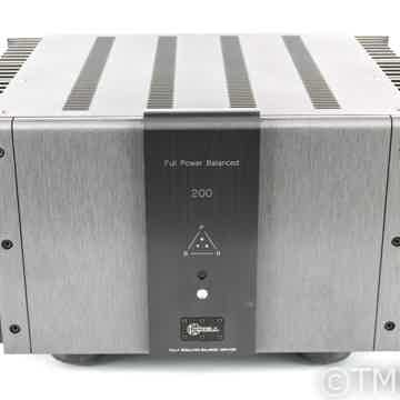 FPB-200 Stereo Power Amplifier
