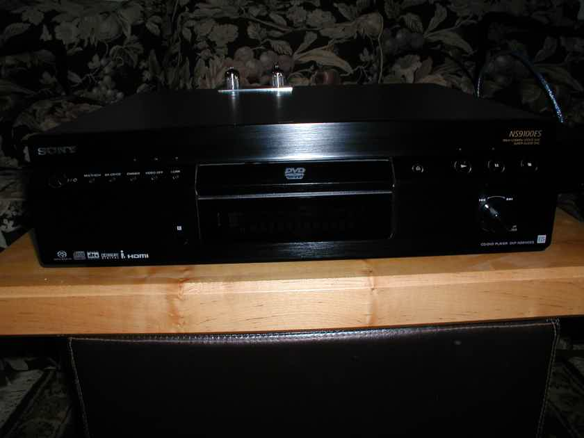 Sony  NS9100ES Mod-Wright  Lowered Price !