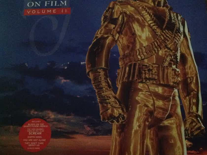 Michael Jackson - HIStory On Film Volume II Laserdisc Digital Sound