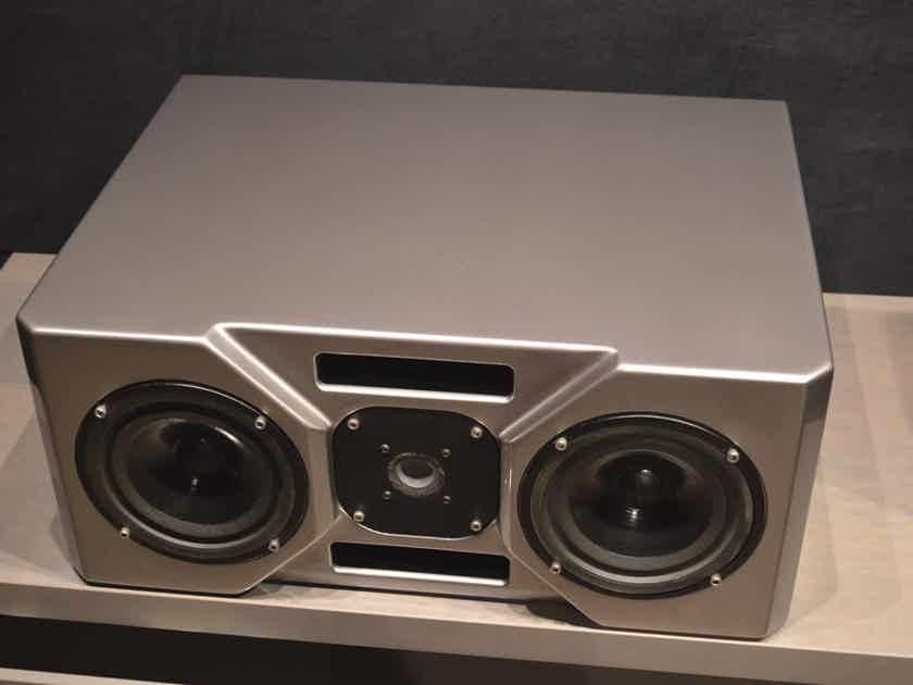 Wilson Audio CUB II Center Channel Speaker - Aspen Silver