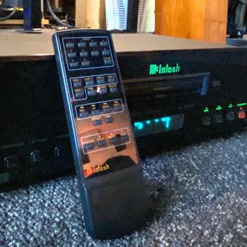 McIntosh MCD-205 multi Disk & D-100 DAC