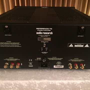 Audio Research Reference 75 SE