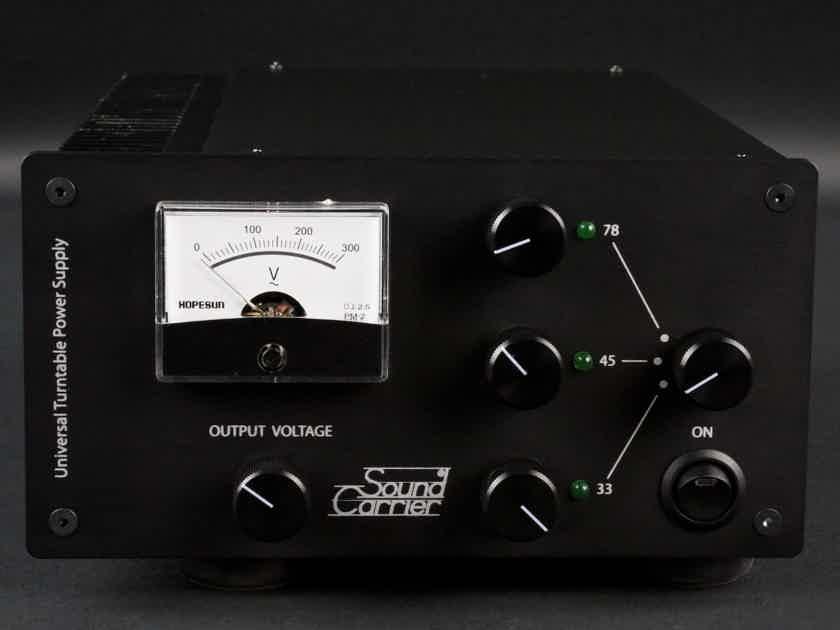 Sound Carrier Universal Turntable  Power Supply UTPS (Garrard, Lenco, Thorens) Artisan Fidelity