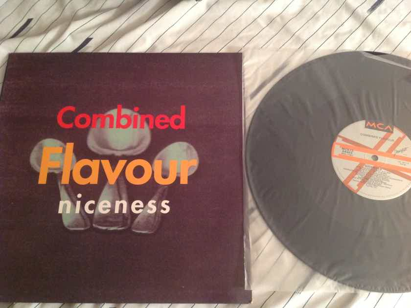 Combined Flavour Niceness MCA Dance A Lot Records
