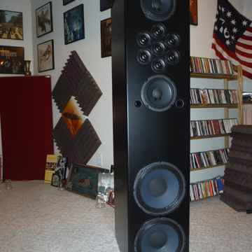 Double Impact Loudspeakers