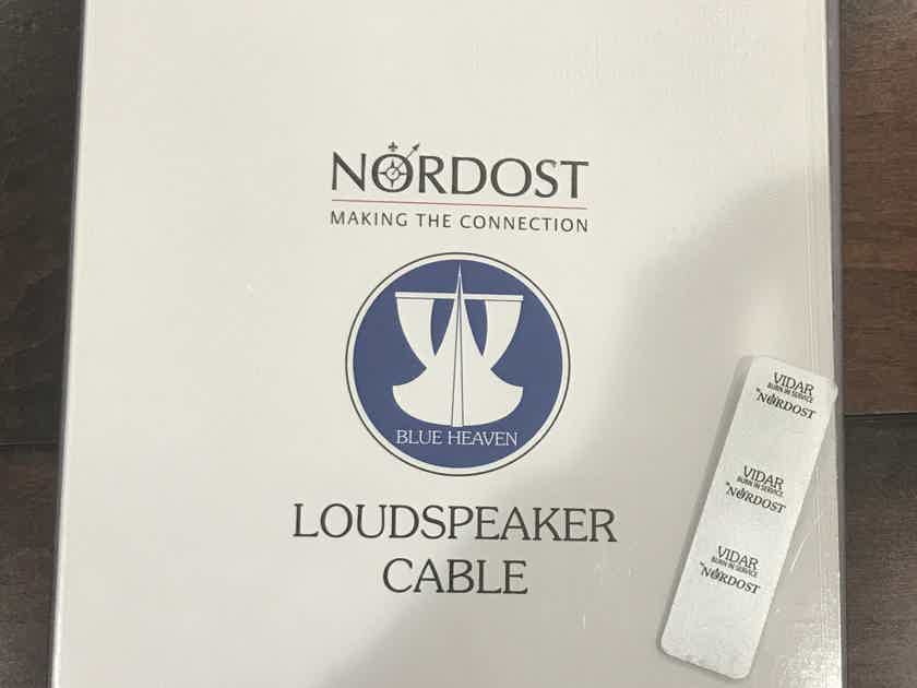 Nordost Blue Heaven Loudspeaker Cable 5M - Pair
