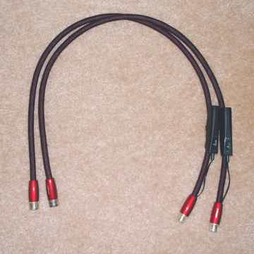 AudioQuest Fire 1-metre XLR Interconnects
