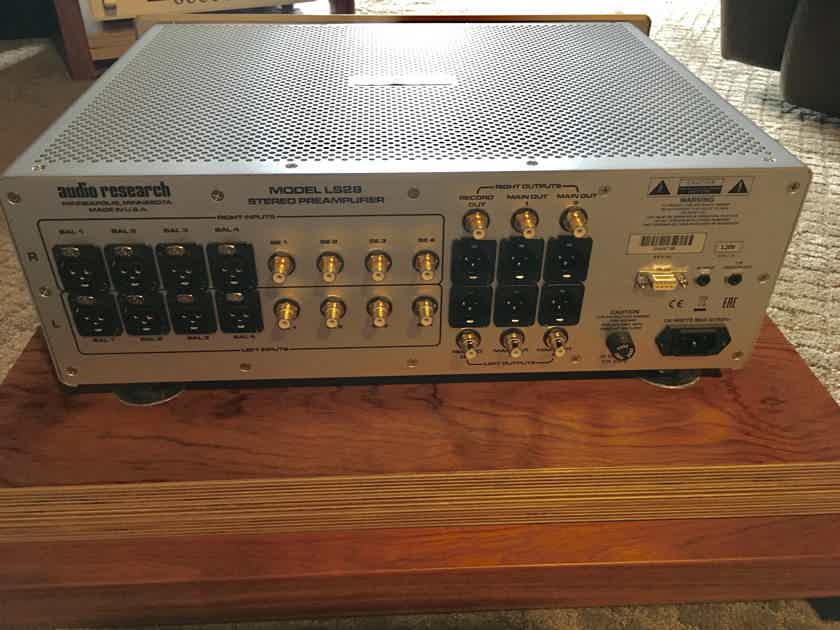 Audio Research LS-28 **Like New**