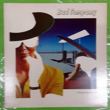 Bad Company - Desolation Angels 1979 EX+ Vinyl LP  Swan...