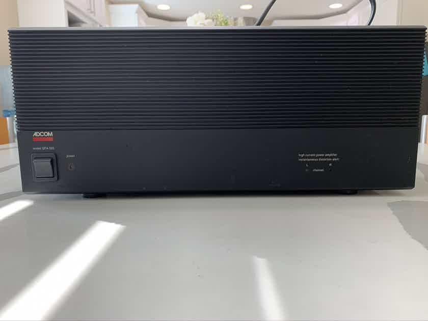 Adcom GFA-555 Stereo Amplifier - 200 w/ch