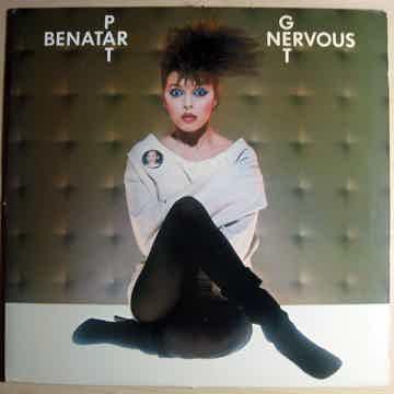 Pat Benatar - Get Nervous 1982 NM- Vinyl LP Chrysalis R...