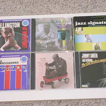 Jimmy Smith Monk Ellington Wes Montgomery