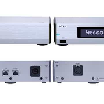 Melco N10 music server/streamer