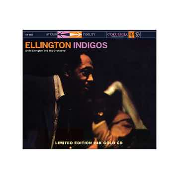 Duke Ellington Ellington's Indigos Limited Ed Gold CD