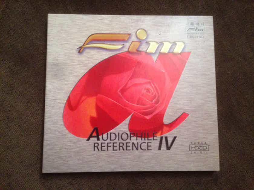 FIM Audiophile Reference IV HDCD 24bit