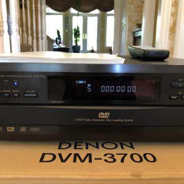 Denon DVM-3700