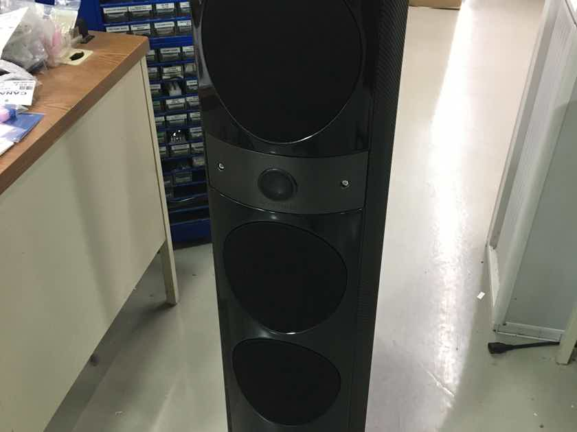 FOCAL Electra 1028 Be 2 Tower Speakers (BLACK Carbon Fiber): NEW-In-Box; Full Warranty; 50% Off