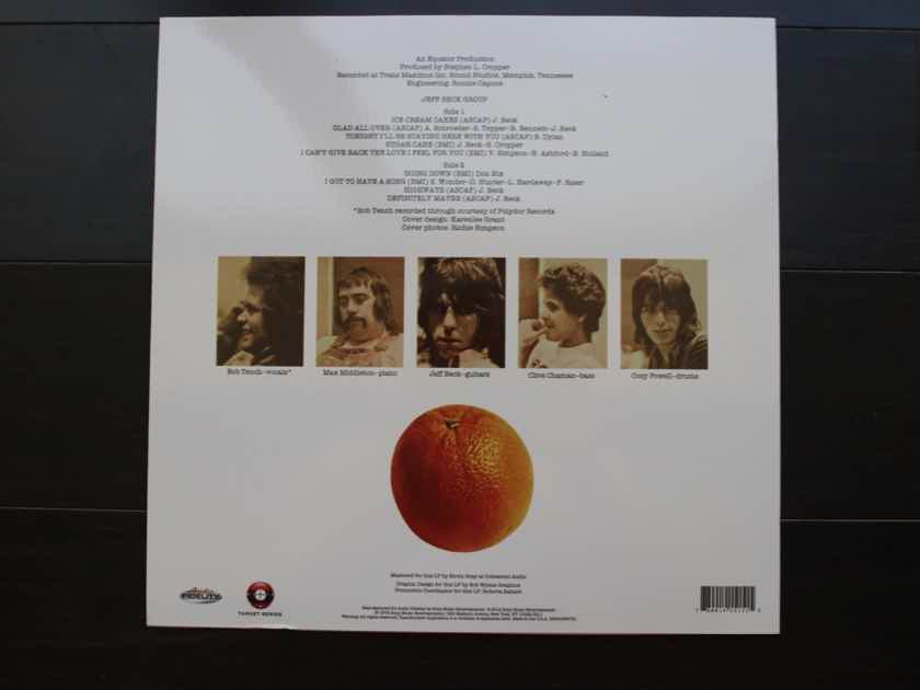 Jeff Beck Group Jeff Beck Group - Audio Fidelity - Target Group - Mint!