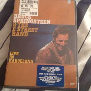 Bruce Springsteen & The E Street Band Live In Barcelona...