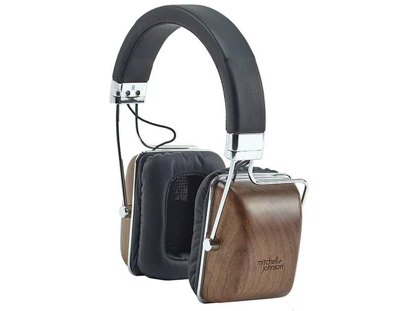 MITCHELL & JOHNSON MJ1 Hybrid Electrostatic Headphones: New-In-Box; Full Warranty; 40% Off; Free Shipping
