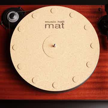Music Hall Cork Turntable Mat