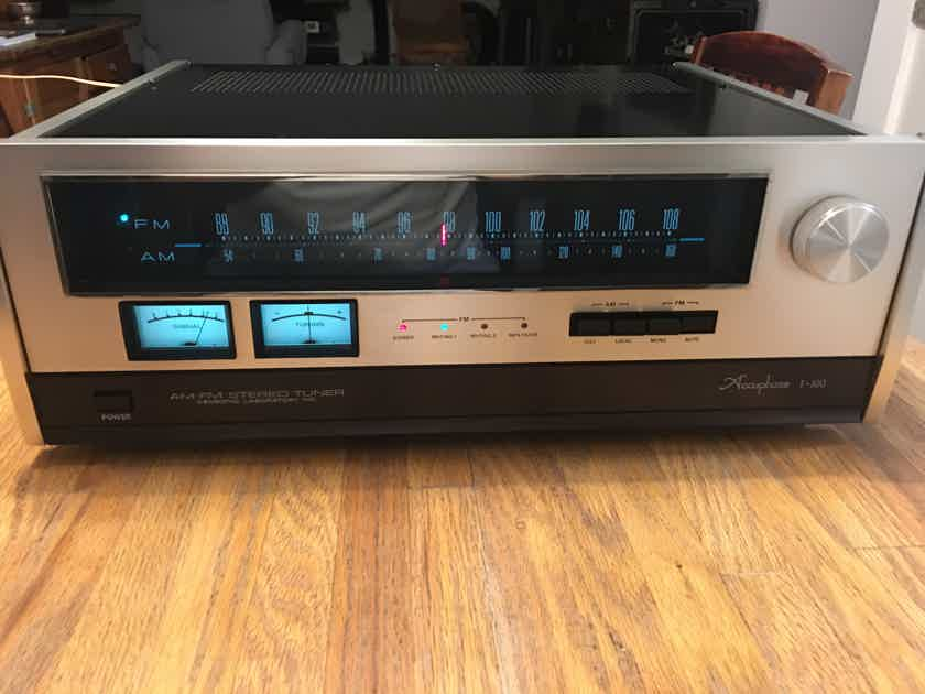Accuphase T-100 NEAR PRISTINE SUPER TUNER