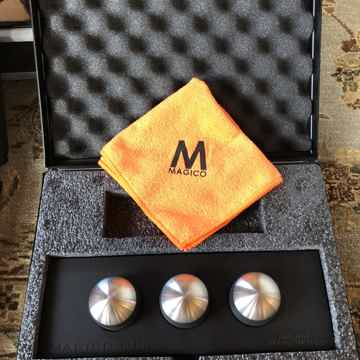Magico QPODS One Set of 3 with original case