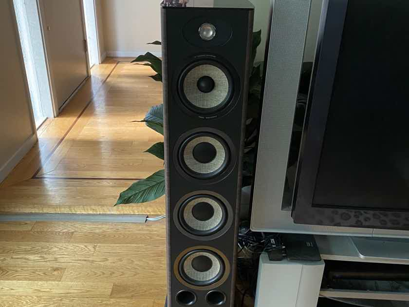 Focal Aria 936 w/ Wireworld Oasis 8 Speaker cables