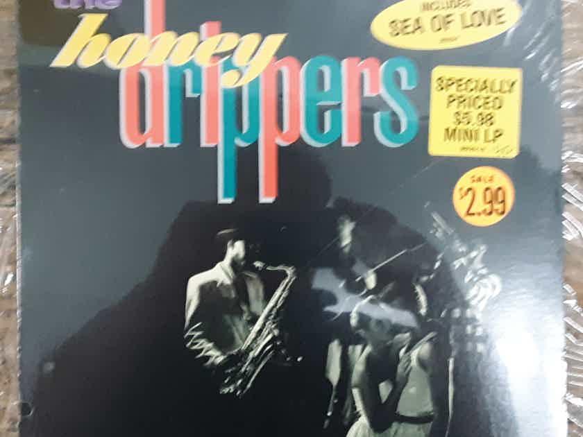The Honeydrippers – Volume One SEALED VINYL LP 1984  Es Paranza Records 90220-1-B