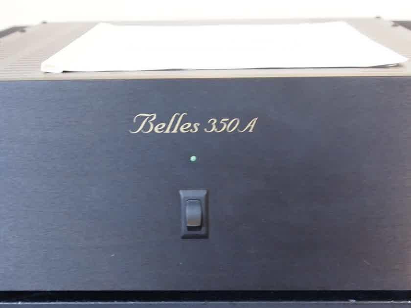 Belles 350a nice, complete
