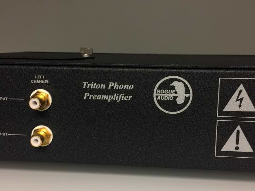 Rogue Audio Triton Phono Preamp