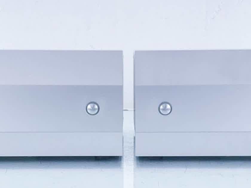 Aragon Iridium Mono Power Amplifier Silver Pair (15031)