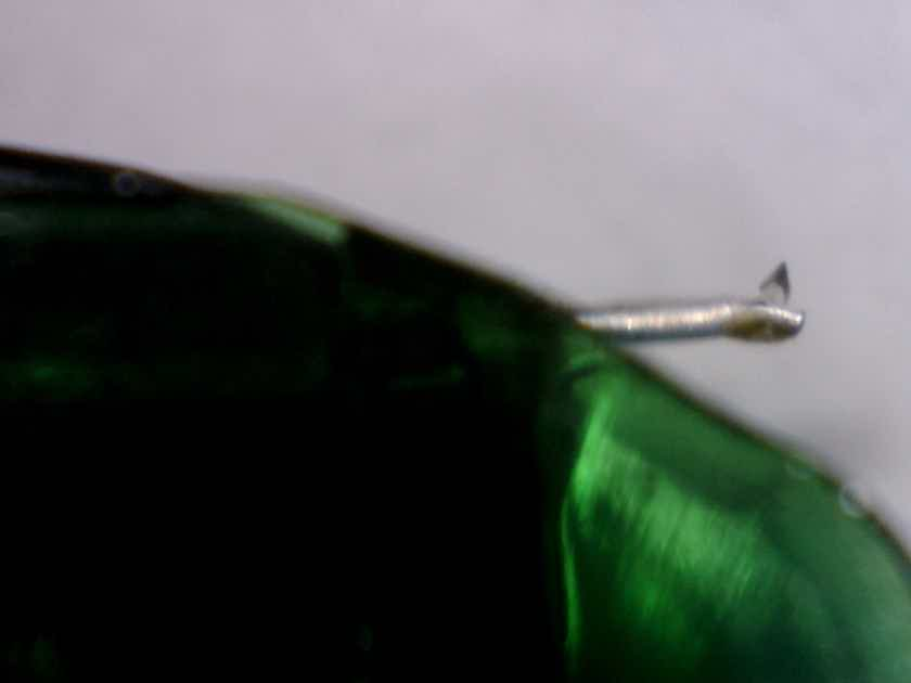 Grace F-9P phono cartridge nude shank diamond MM type