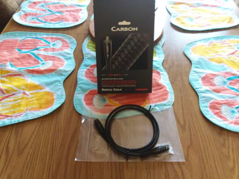 AudioQuest Carbon Digital Cable