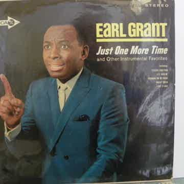 EARL GRANT - JUST ONE MORE TIME