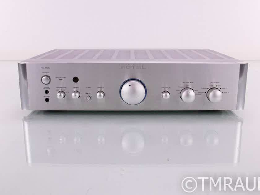 Rotel RA-1520 Stereo Integrated Amplifier; Remote; MM Phono (18529)