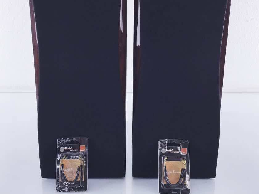 Dali  Helicon 300 Bookshelf Speakers; Rosenut; Pair (10218)