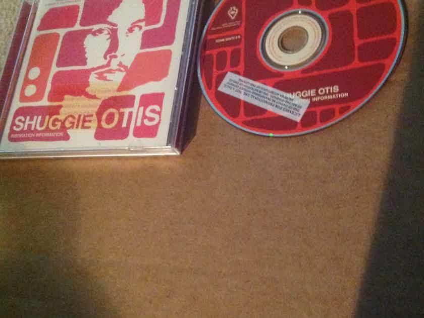 Shuggie Otis - Inspiration Information  Promo CD Luaka Bop Records